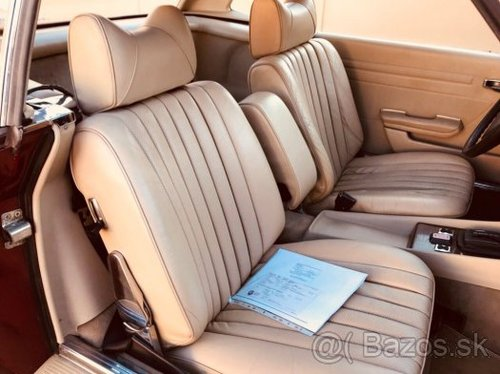 MERCEDES BENZ SL 450, 1979 For Sale (picture 5 of 6)