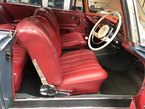 1965 Mercedes Benz 220SEB Coupe - Remarkable Condition SOLD (picture 4 of 6)