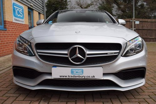 2016 Mercedes C63 AMG Premium Coupe 470BHP 7-Speed Auto SOLD (picture 4 of 6)
