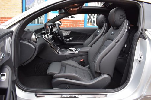 2016 Mercedes C63 AMG Premium Coupe 470BHP 7-Speed Auto SOLD (picture 6 of 6)