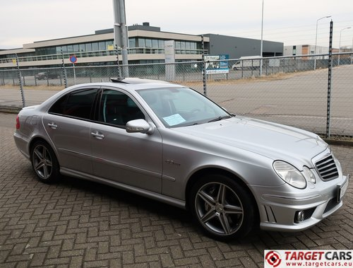 2007 Mercedes E63 AMG V8 6.2L 514HP LHD For Sale (picture 2 of 6)