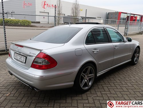 2007 Mercedes E63 AMG V8 6.2L 514HP LHD For Sale (picture 3 of 6)