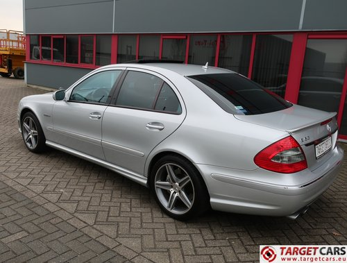 2007 Mercedes E63 AMG V8 6.2L 514HP LHD For Sale (picture 4 of 6)