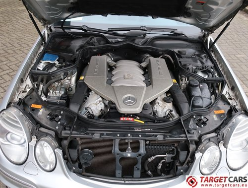 2007 Mercedes E63 AMG V8 6.2L 514HP LHD For Sale (picture 6 of 6)