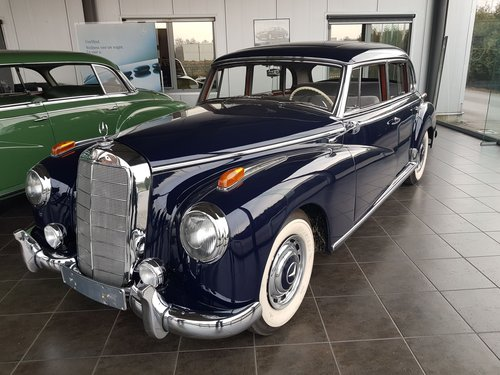 1956 Mercedes-Benz 300 Adenauer For Sale (picture 1 of 6)