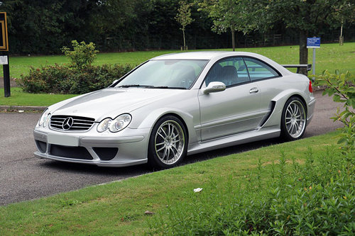 2006 Mercedes CLK55 AMG DTM 574 BHP 1 of Only 40 RHD Cars For Sale (picture 1 of 6)
