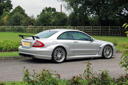 2006 Mercedes CLK55 AMG DTM 574 BHP 1 of Only 40 RHD Cars For Sale (picture 2 of 6)