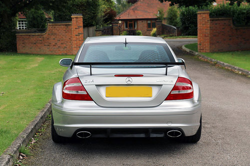 2006 Mercedes CLK55 AMG DTM 574 BHP 1 of Only 40 RHD Cars For Sale (picture 3 of 6)