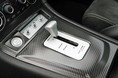 2006 Mercedes CLK55 AMG DTM 574 BHP 1 of Only 40 RHD Cars For Sale (picture 6 of 6)
