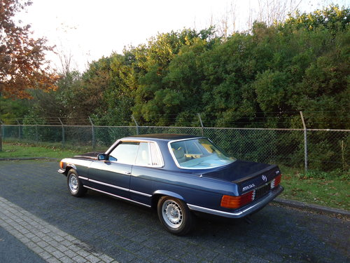 Mercedes 450SLC 5.0 1979 investment car For Sale (picture 2 of 6)