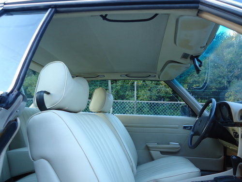 Mercedes 450SLC 5.0 1979 investment car For Sale (picture 4 of 6)