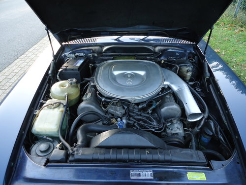 Mercedes 450SLC 5.0 1979 investment car For Sale (picture 5 of 6)