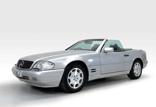 1998 Mercedes SL320 DEPOSIT TAKEN SOLD (picture 1 of 6)