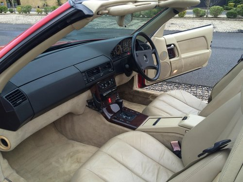 1991 Mercedes-Benz 500SL  For Sale (picture 6 of 6)