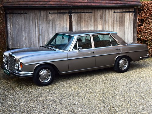 1969 Mercedes 300 SEL 6.3 (LHD) For Sale (picture 1 of 6)