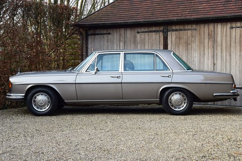 1969 Mercedes 300 SEL 6.3 (LHD) For Sale (picture 2 of 6)