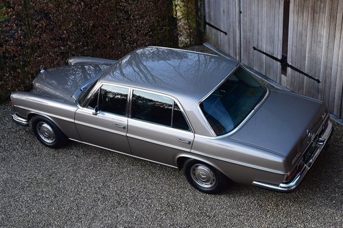 1969 Mercedes 300 SEL 6.3 (LHD) For Sale (picture 3 of 6)