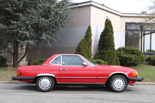 1988 Mercedes-Benz 560SL # 22346  For Sale (picture 3 of 5)