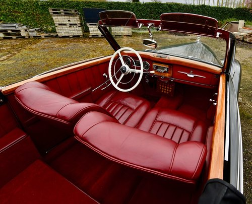 1953 Mercedes Benz 220 Cabriolet For Sale (picture 4 of 6)