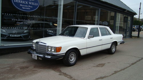 1980 Mercedes- Benz 300 S  Diesel LHD SOLD (picture 2 of 5)