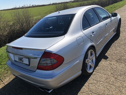 Mercedes E63 AMG For Sale (picture 2 of 5)