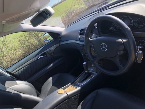Mercedes E63 AMG For Sale (picture 4 of 5)
