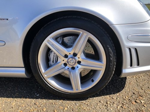 Mercedes E63 AMG For Sale (picture 5 of 5)