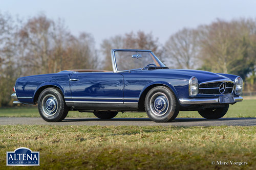 Mercedes 230SL Automatic, 1967 For Sale (picture 1 of 6)