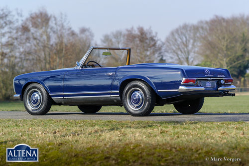 Mercedes 230SL Automatic, 1967 For Sale (picture 6 of 6)