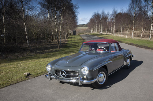 1962 Mercedes Benz 190 SL (LHD) For Sale (picture 1 of 6)