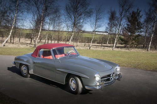 1962 Mercedes Benz 190 SL (LHD) For Sale (picture 2 of 6)