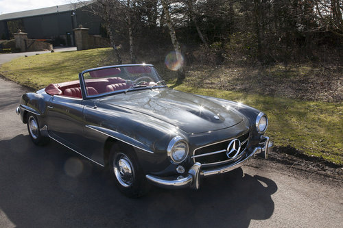 1962 Mercedes Benz 190 SL (LHD) For Sale (picture 3 of 6)