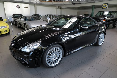 2005 MB SLK 55 AMG *One Owner*24.680 km*German Delivery For Sale (picture 1 of 6)