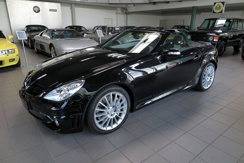 2005 MB SLK 55 AMG *One Owner*24.680 km*German Delivery For Sale (picture 2 of 6)