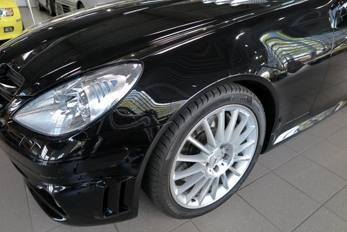 2005 MB SLK 55 AMG *One Owner*24.680 km*German Delivery For Sale (picture 4 of 6)