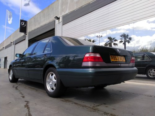 Mercedes-Benz - S320 (170 kW 228 hp) - 1998 For Sale (picture 3 of 6)