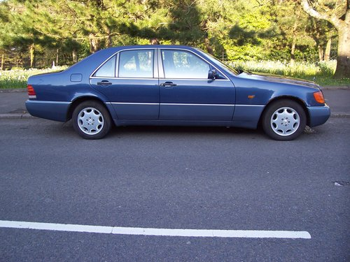 1992 MERCEDES 300 SE AUTOMATIC For Sale (picture 1 of 6)