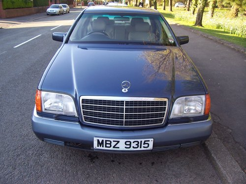 1992 MERCEDES 300 SE AUTOMATIC For Sale (picture 2 of 6)