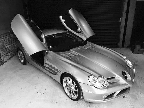 2005 Mercedes-Benz SLR McLaren SOLD (picture 1 of 6)