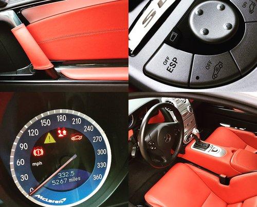 2005 Mercedes-Benz SLR McLaren SOLD (picture 6 of 6)