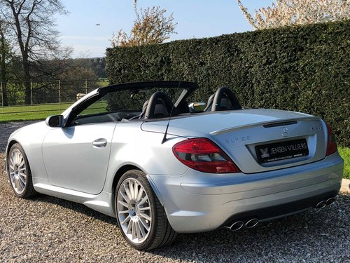 2006 Mercedes SLK 55 AMG **26,000 Miles, Full Mercedes History** For Sale (picture 3 of 6)