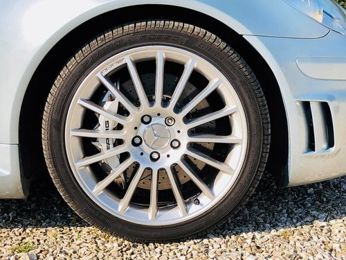 2006 Mercedes SLK 55 AMG **26,000 Miles, Full Mercedes History** SOLD (picture 6 of 6)