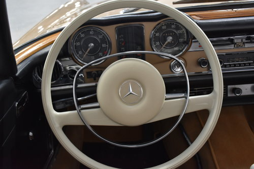 1968 Mercedes 280SL Pagoda California For Sale (picture 5 of 6)