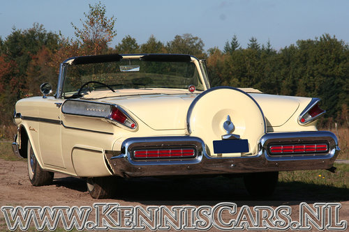Mercury 1957 Mercury Turnpike Cruiser Convertible For Sale (picture 1 of 6)