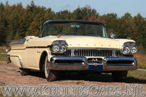 Mercury 1957 Mercury Turnpike Cruiser Convertible For Sale (picture 2 of 6)