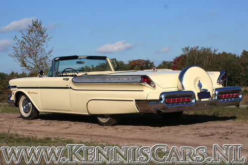 Mercury 1957 Mercury Turnpike Cruiser Convertible For Sale (picture 3 of 6)