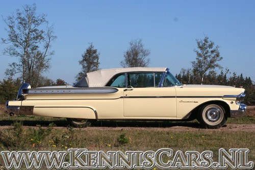 Mercury 1957 Mercury Turnpike Cruiser Convertible For Sale (picture 4 of 6)