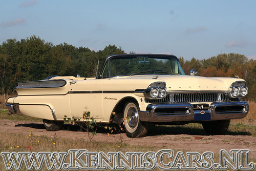 Mercury 1957 Mercury Turnpike Cruiser Convertible For Sale (picture 6 of 6)