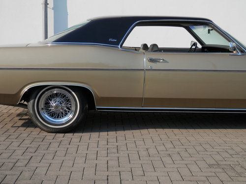 1970 Mercury Monterey 2-Door Hardtop Custom Coupe For Sale (picture 1 of 6)