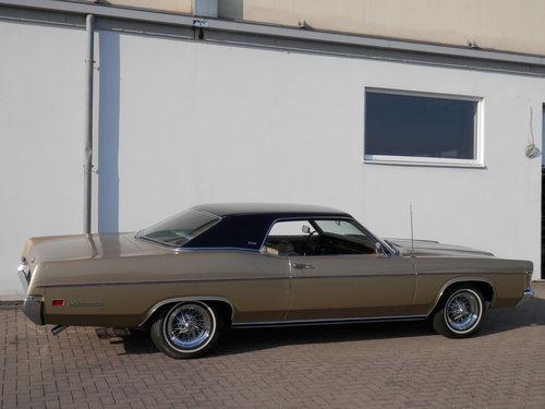 1970 Mercury Monterey 2-Door Hardtop Custom Coupe For Sale (picture 2 of 6)